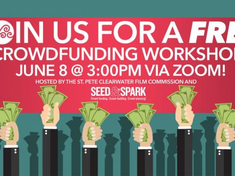 Crowdfunding to Build Independence workshop